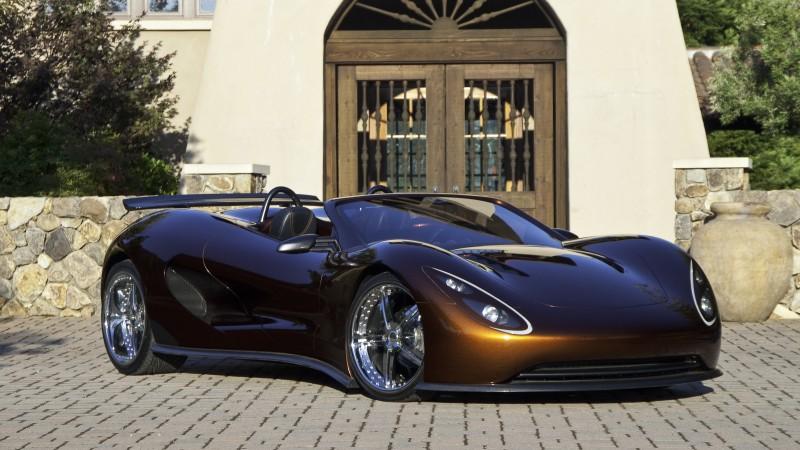 Wallpaper Ronn Motors Scorpion Supercar Sports Car Luxury Cars Review Test Drive Speed