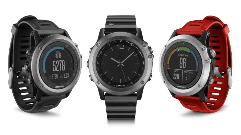 Garmin, watches, Fenix 3, Hi-Tech News 2015, Best Watches 2015, review, line 3, Fenix3, multisport (horizontal)