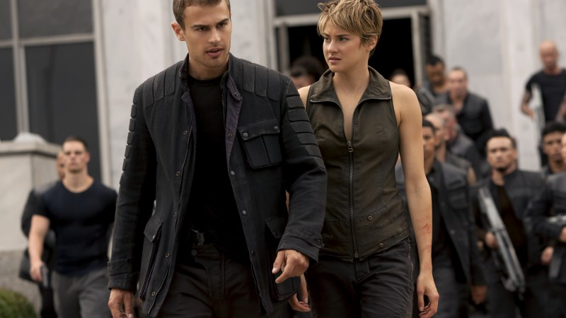 Insurgent, Divergent Series, Best Movies of 2015, Veronica Roth, Shailene Woodley, Theo James, watch, HD, review (horizontal)