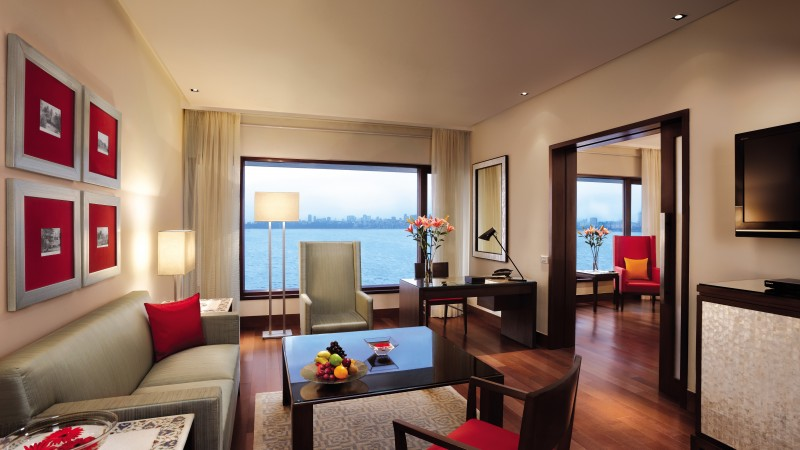 The Oberoi Mumbai, Goa, Best Hotels of 2015, tourism, travel, resort, vacation, Living Room (horizontal)
