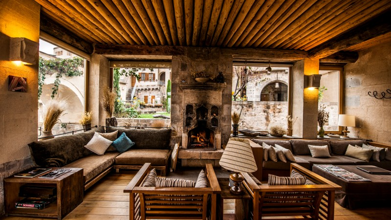 Argos in Cappadocia, Turkey, Best Hotels of 2015, tourism, travel, resort, vacation, wood (horizontal)