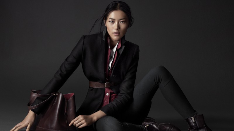 Liu Wen, Top Fashion Models 2015, model, brunette, suit (horizontal)