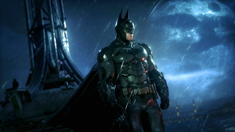 Batman Arkham Knight, game, Best Games 2015, DC Comics, Batman, Gotham, review, PS4, xBox One, PC (horizontal)