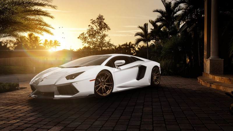 Lamborghini Aventador, supercar, Lamborghini, luxury cars, sports car, red, test drive, buy, rent (horizontal)