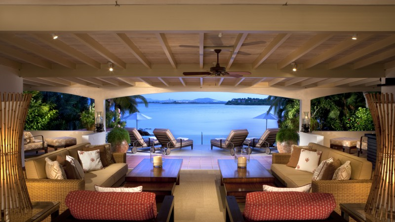 Rosewood Resort, Antigua, Jumby Bay, Best Hotels of 2015, tourism, travel, resort, vacation, room, sea, ocean, booking (horizontal)