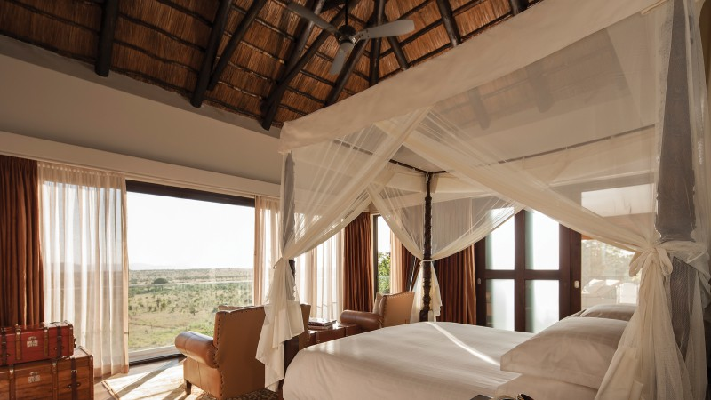 Four Seasons Safari Lodge Serengeti, Tanzania, Best Hotels of 2015, bed, room, booking (horizontal)