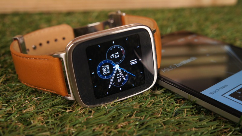 Asus ZenWatch 2, Best Watches 2015, ZenWatch release 2015, colour display, smartwatch review (horizontal)