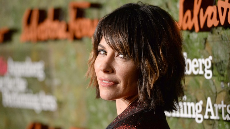 Evangeline Lilly, actress, brunette (horizontal)