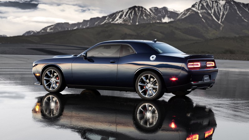 Dodge Challenger SRT Hellcat, Top Supercars 2015, Best Cars 2015, supercar, sports car, luxury cars, test drive (horizontal)