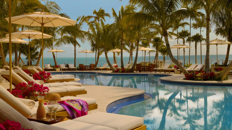 Cheeca Lodge & Spa, Islamorada, Florida, Best Hotels of 2017, tourism, travel, resort, vacation, pool (horizontal)