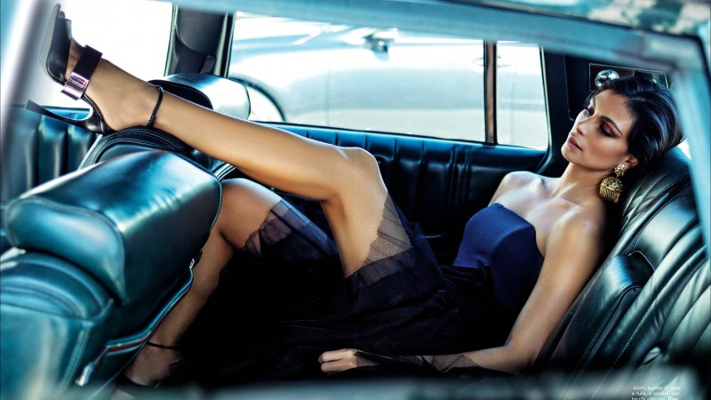 Morena Baccarin, Most Popular Celebs in 2015, actress (horizontal)