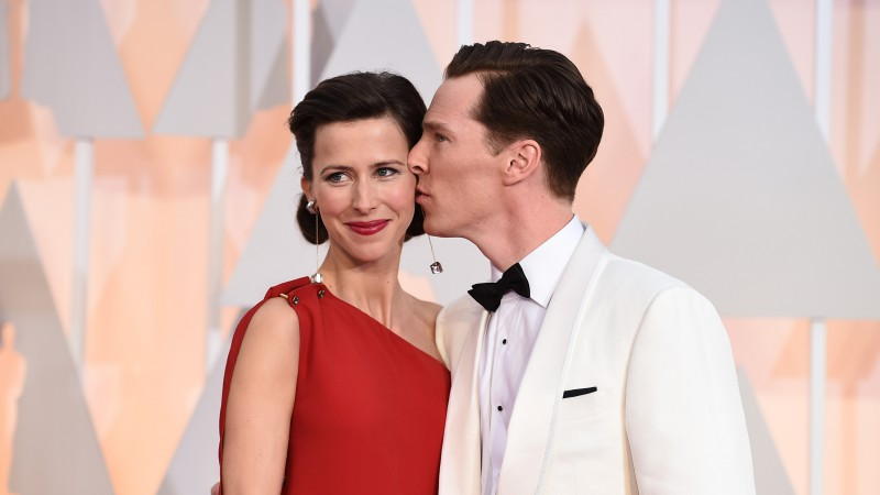 Sophie Hunter, Benedict Cumberbatch, Most Popular Celebs in 2015, actor, actress (horizontal)