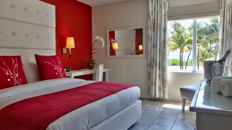 Red South Beach Hotel, Miami, Best Hotels of 2015, tourism, travel, resort, vacation, room, booking (horizontal)