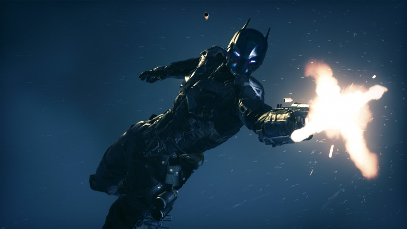 Batman Arkham Knight, 5k, 4k wallpaper, game, Best Games 2015, DC Comics, Batman, Gotham, review, PS4, xBox One, PC (horizontal)