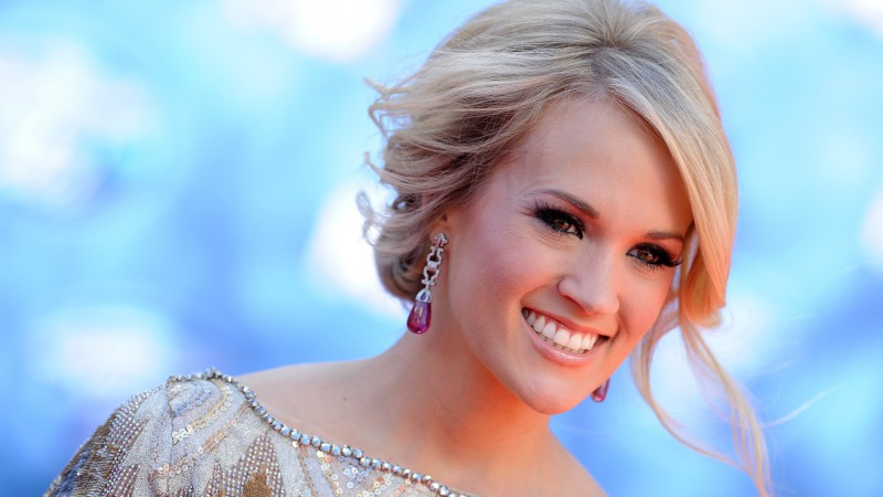 Carrie Underwood, Most Popular Celebs in 2015, actress, singer, blonde, smile (horizontal)