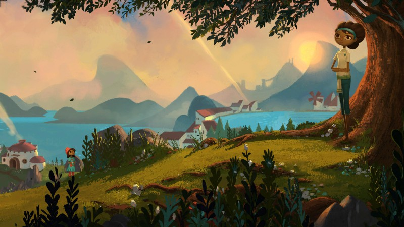 Broken Age: Act 2, 5k, 4k wallpaper, Best Games 2015, game, PC, PS4, screenshot (horizontal)