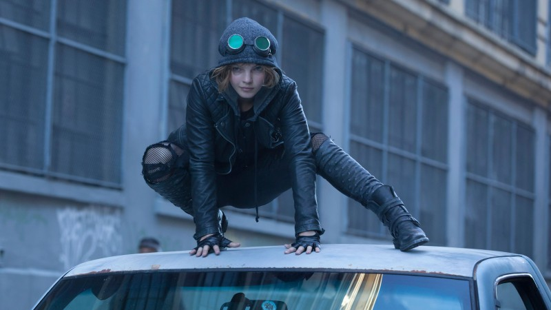 Gotham, Best TV series of 2015, Camren Bicondova, actress, crime (horizontal)