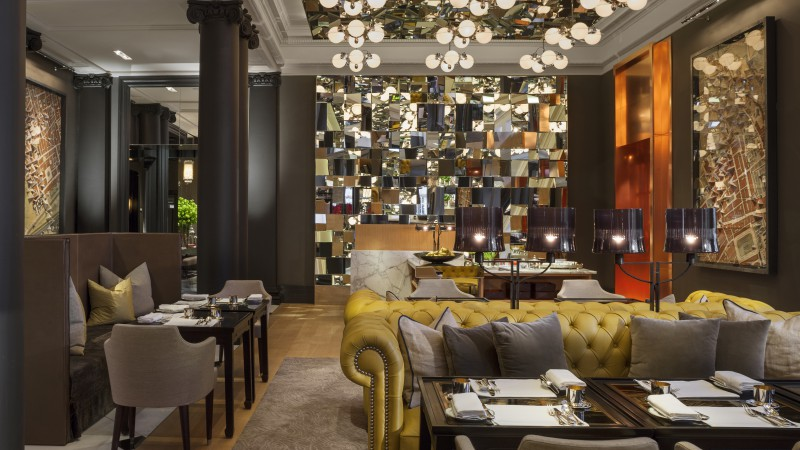 Rosewood, London, Best Hotels of 2015, tourism, travel, resort, vacation, booking, interior (horizontal)