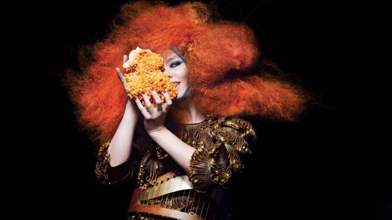 Bjork, Most Popular Celebs, singer, actress (horizontal)