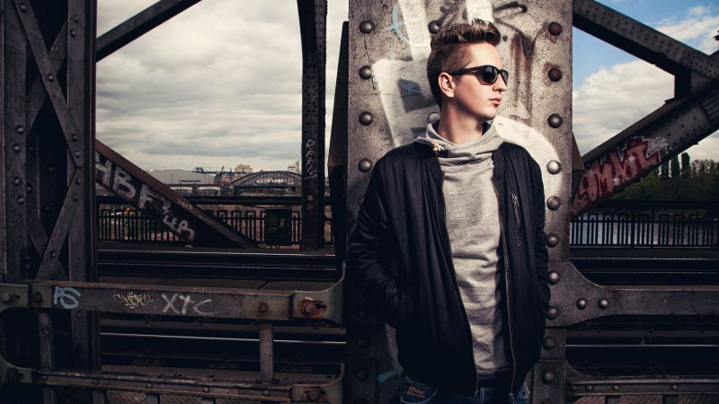 Robin Schulz, Top music artist and bands, DJ, electronic (horizontal)