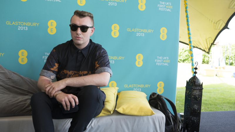 Sam Smith, Top music artist and bands, singer (horizontal)