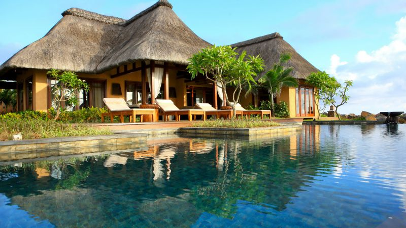 Shanti Hotel Nira Resort, Mauritius, Africa, Best hotels, tourism, travel, resort, booking, vacation, pool (horizontal)