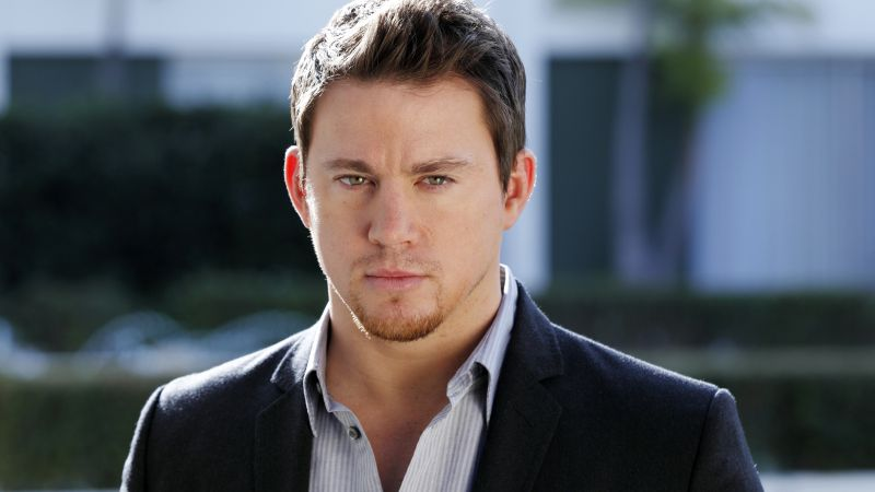 Channing Tatum, Most Popular Celebs, actor, model (horizontal)