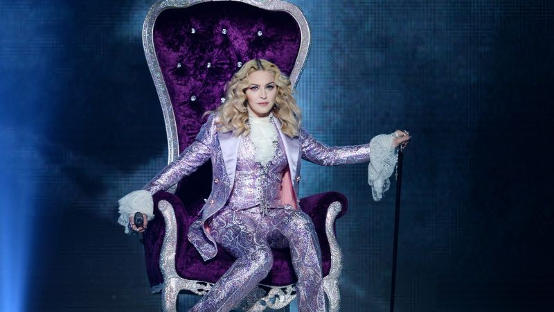 Madonna, Most Popular Celebs, singer, actress (horizontal)