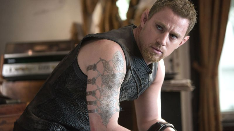 Jupiter Ascending, best movies of 2015, Channing Tatum (horizontal)