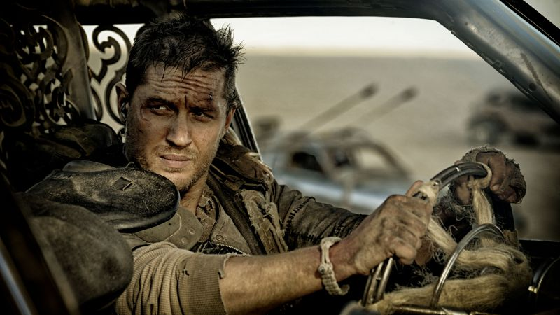 Mad Max: Fury Road, best movies of 2015, Tom Hardy, stills (horizontal)
