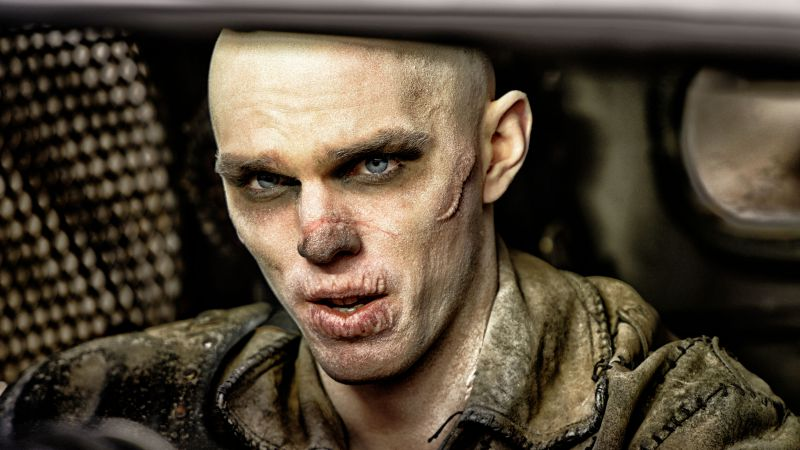 Mad Max: Fury Road, best movies of 2015, Nicholas Hoult, stills, stills (horizontal)