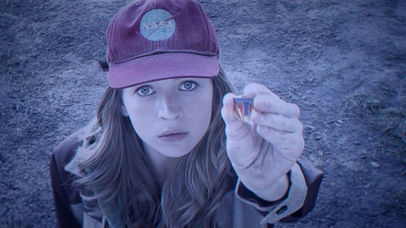 Tomorrowland, 2015, best movies of 2015, Britt Robertson, stills (horizontal)