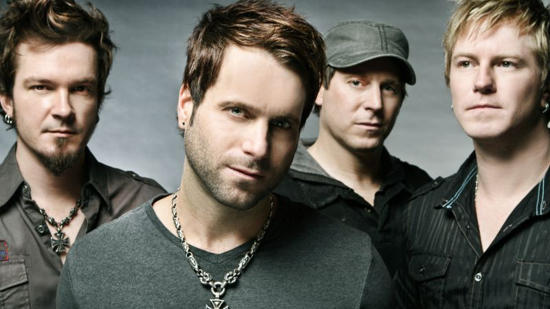 Parmalee, Top music artist and bands (horizontal)
