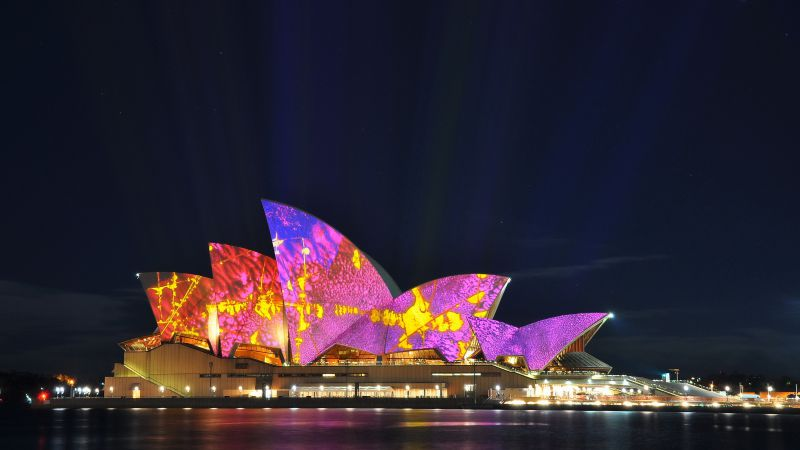 Opera house sydney, Australia, Tourism, Travel (horizontal)