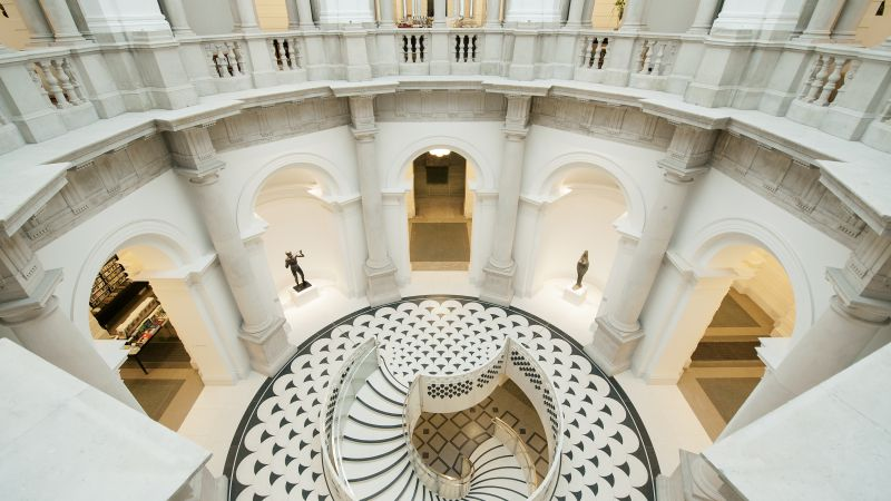 Tate Britain, England, Tourism, Travel (horizontal)