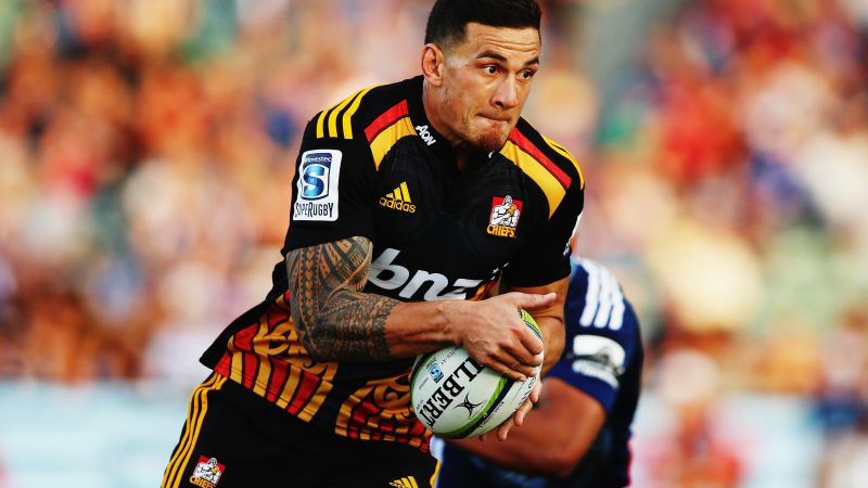 Rugby, Sonny Bill Williams, Best rugby players, New Zealand (horizontal)