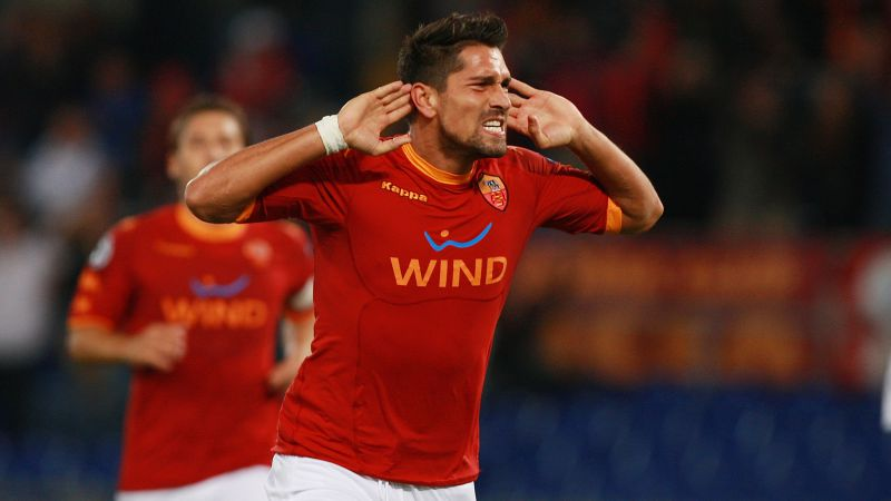 Football, Marco Borriello, The best football players, Genoa (horizontal)