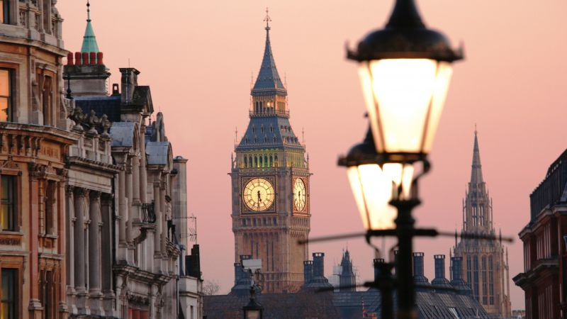 Big-Ben, London, England, Tourism, Travel (horizontal)