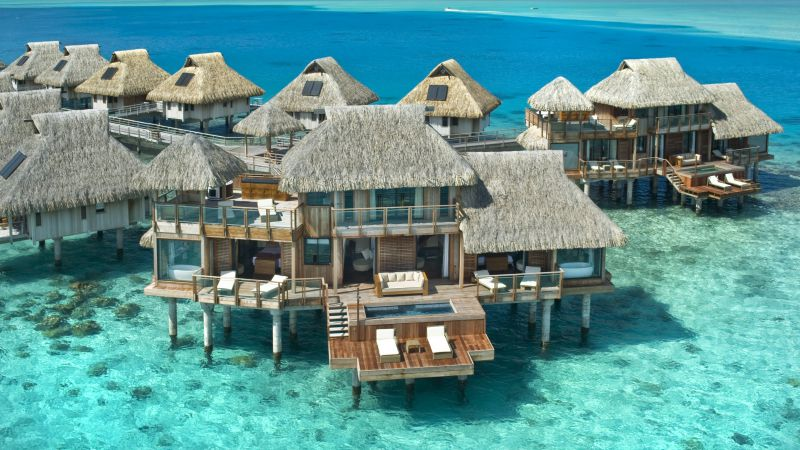 Hilton Bora Bora Nui Resort & Spa, polinesia, Best hotels, tourism, travel, resort, booking, vacation (horizontal)