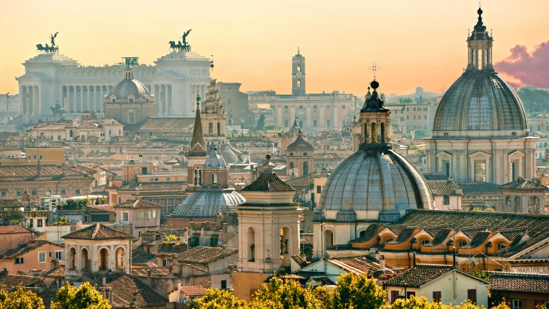 Vatican City, Rome, Tourism, Travel (horizontal)