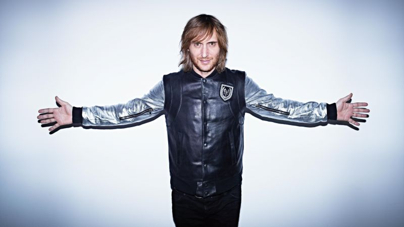 David Guetta, Top music artist and bands, DJ (horizontal)