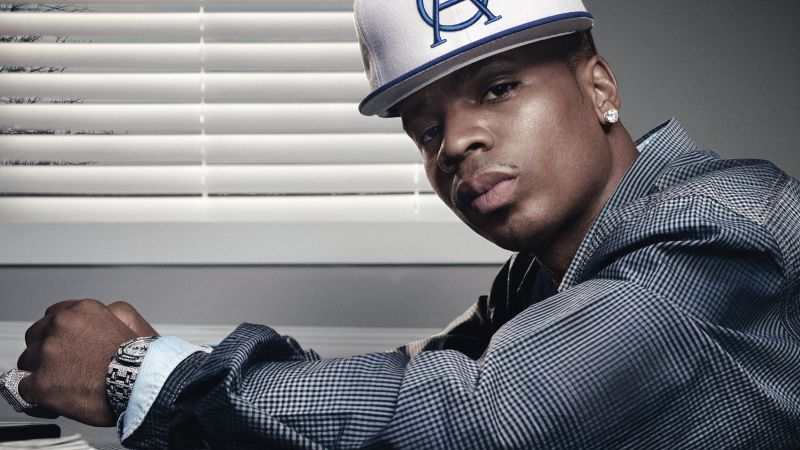 Plies, Top music artist and bands, rapper (horizontal)