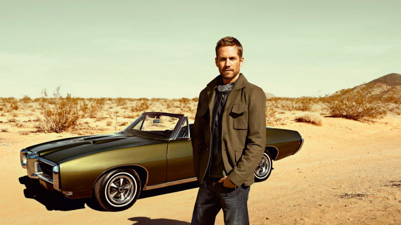 Paul Walker, Most Popular Celebs, actor (horizontal)