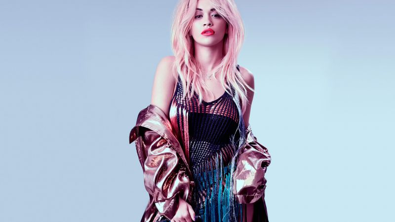 Rita Ora, Top music artist and bands, singer, actress (horizontal)