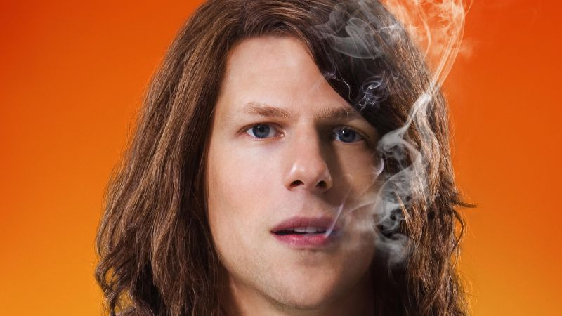 American Ultra, Best Movies of 2015, movie, Jesse Eisenberg (horizontal)