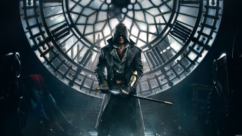 Assassin's Creed: Syndicate, Best Games 2015, game, open world, PC, PS4, Xbox one (horizontal)