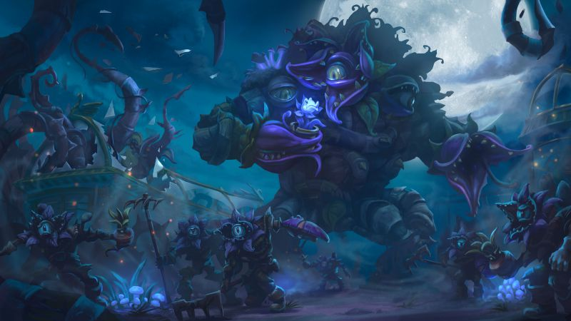 Heroes of the Storm, Best Games 2015, game, fantasy, PC (horizontal)