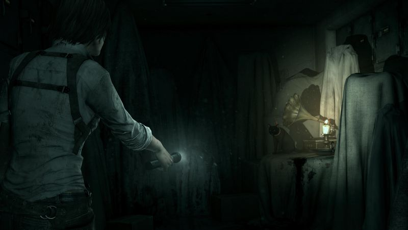 394 Best The Evil Within Images On Pinterest: Wallpaper The Evil Within: The Consequence, Best Games