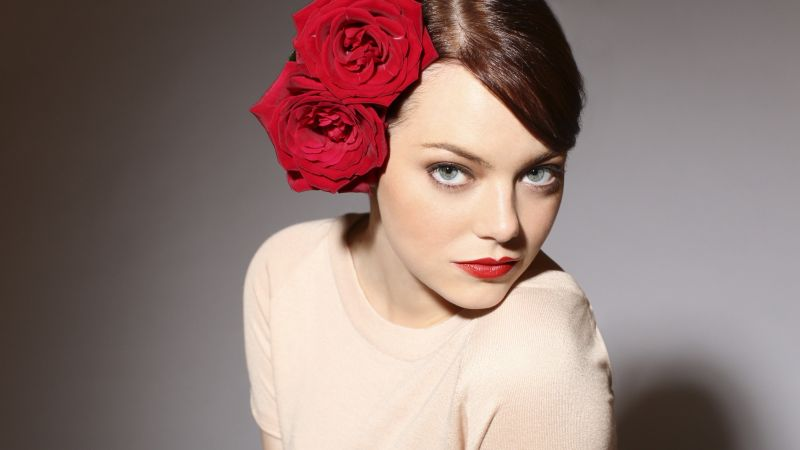 Emma Stone, Most Popular Celebs, actress (horizontal)