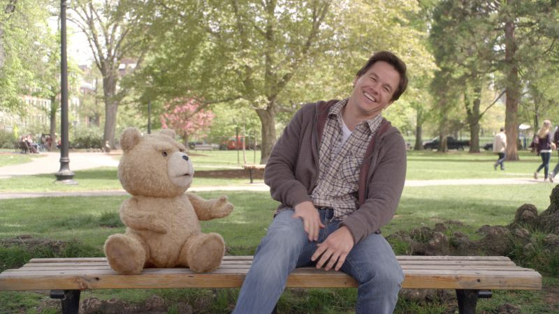Ted 2, best movies of 2015, Mark Wahlberg, Seth MacFarlane (horizontal)